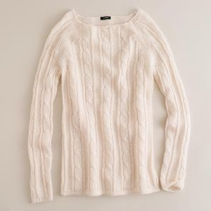 J. Crew Dolce Wool Sweater